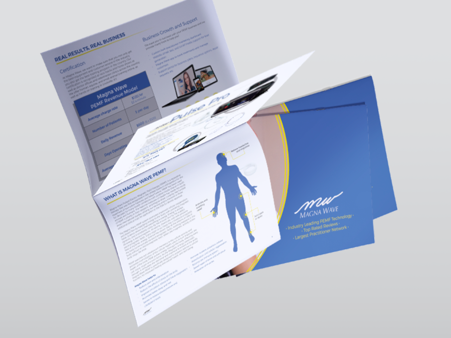 Crosby Interactive Branding Print Materials and Brochures