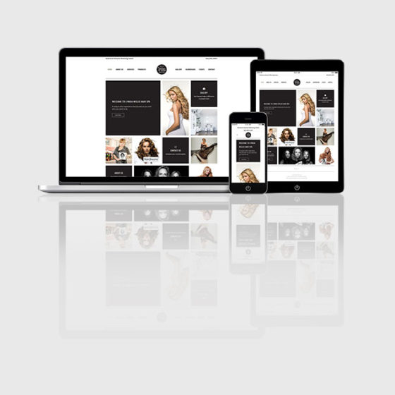 Crosby Interactive Marketing Agency Web Design Portfolio