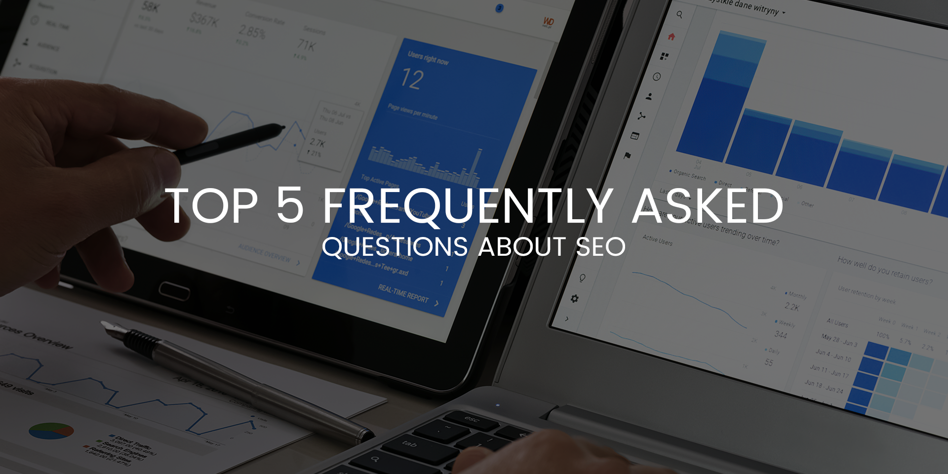 Top 5 Frequently Asked Questions About SEO