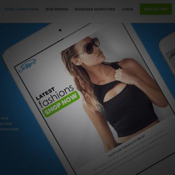 Crosby Interactive Custom Louisville Web Design Jazzro CRM