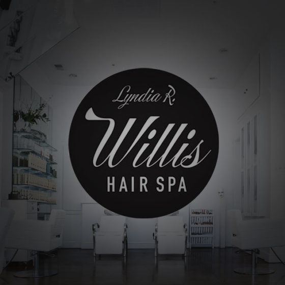 Lyndia R Willis Hair Spa Custom Louisville Web Design
